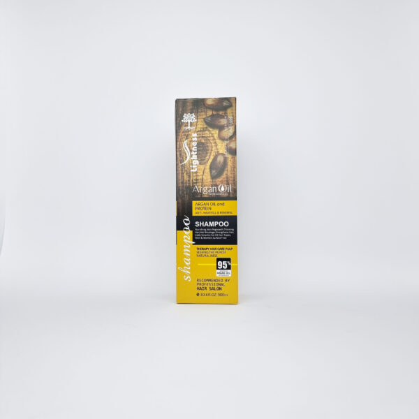 شامپو لایتنس بدون سولفات حجم 900میلی لیتر Sulfate-free Lightening Hair Shampoo