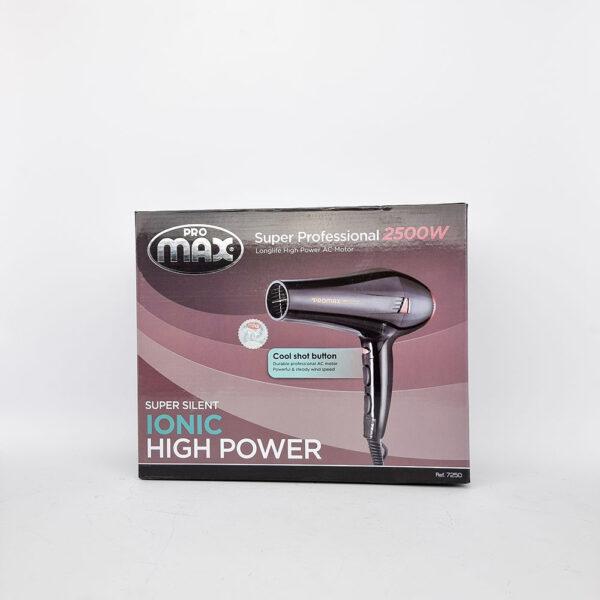 سشوار حرفه ای پرومکس 2500وات مدل7250 Promax Hair Dryer | سشوار پرومکس