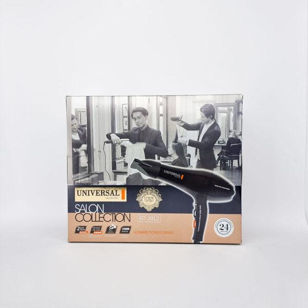 سشوار یونیورسال 2400وات مدلUniversal Hair Dryer GT-2012 | سشوار یونیورسال